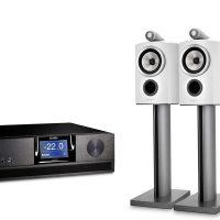 Classe Audio Sigma 2200i & B&W 805 D3