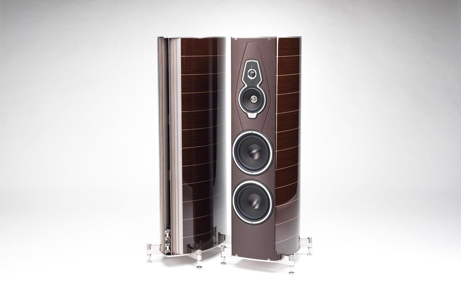 Sonus Faber Homage TRADITION - Speakers - Audio Venue