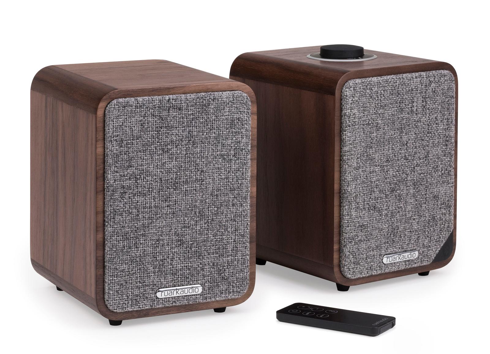 ruark audio mr1 mk2 desktop speakers audio venue. Black Bedroom Furniture Sets. Home Design Ideas