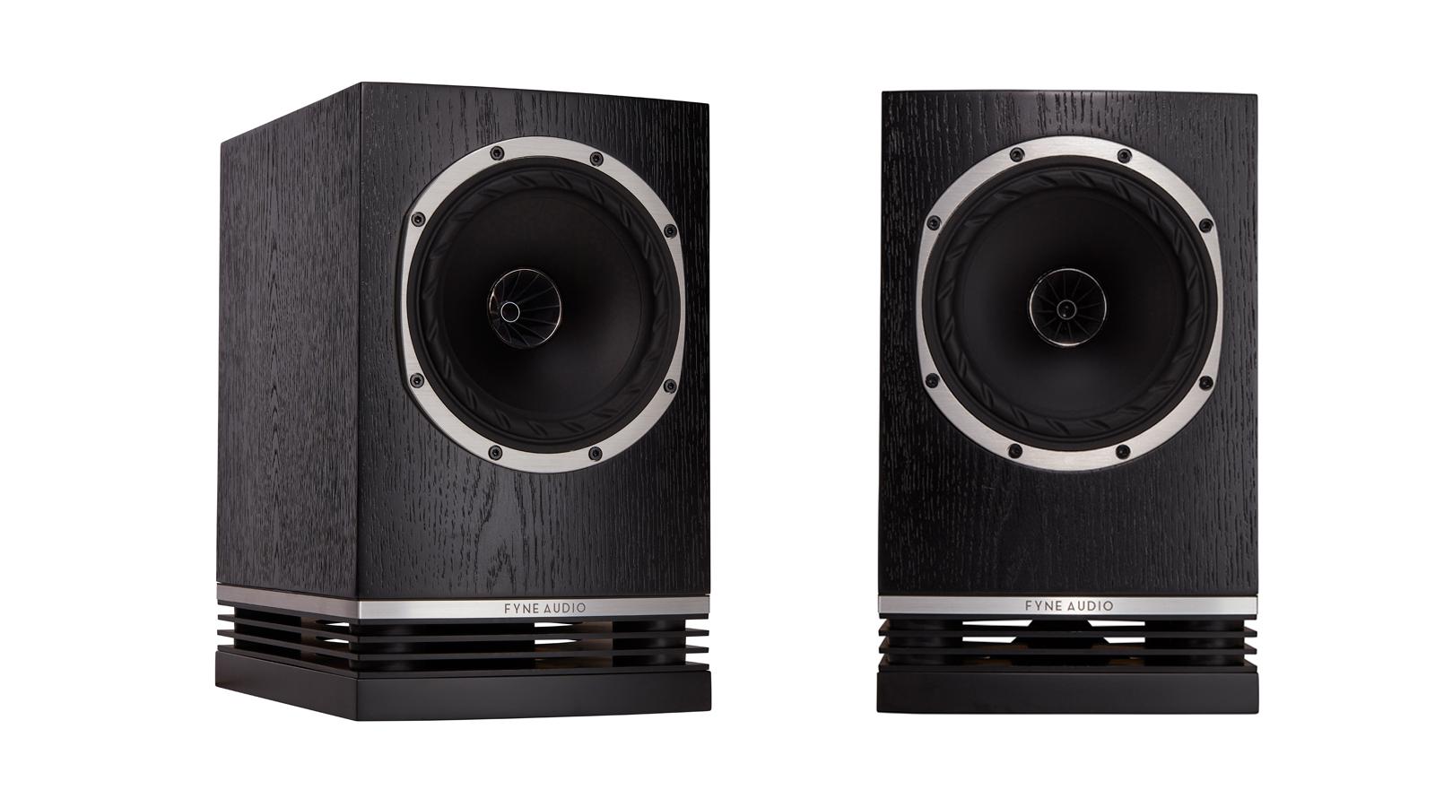 Fyne Audio Speakers