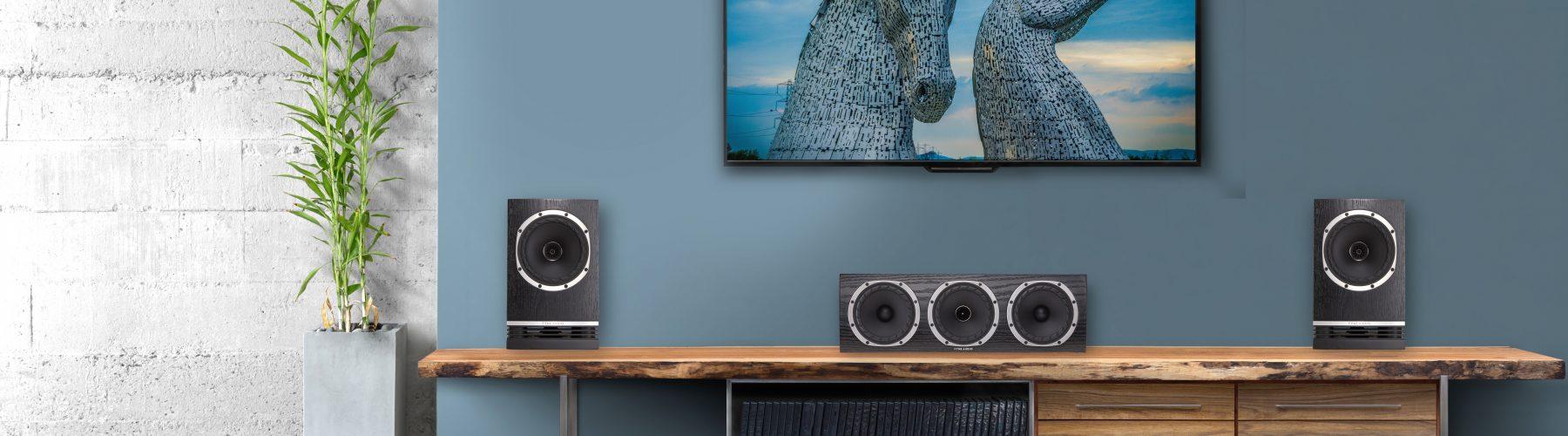 Fyne Audio Speakers | Audio Venue Fyne Audio Speakers
