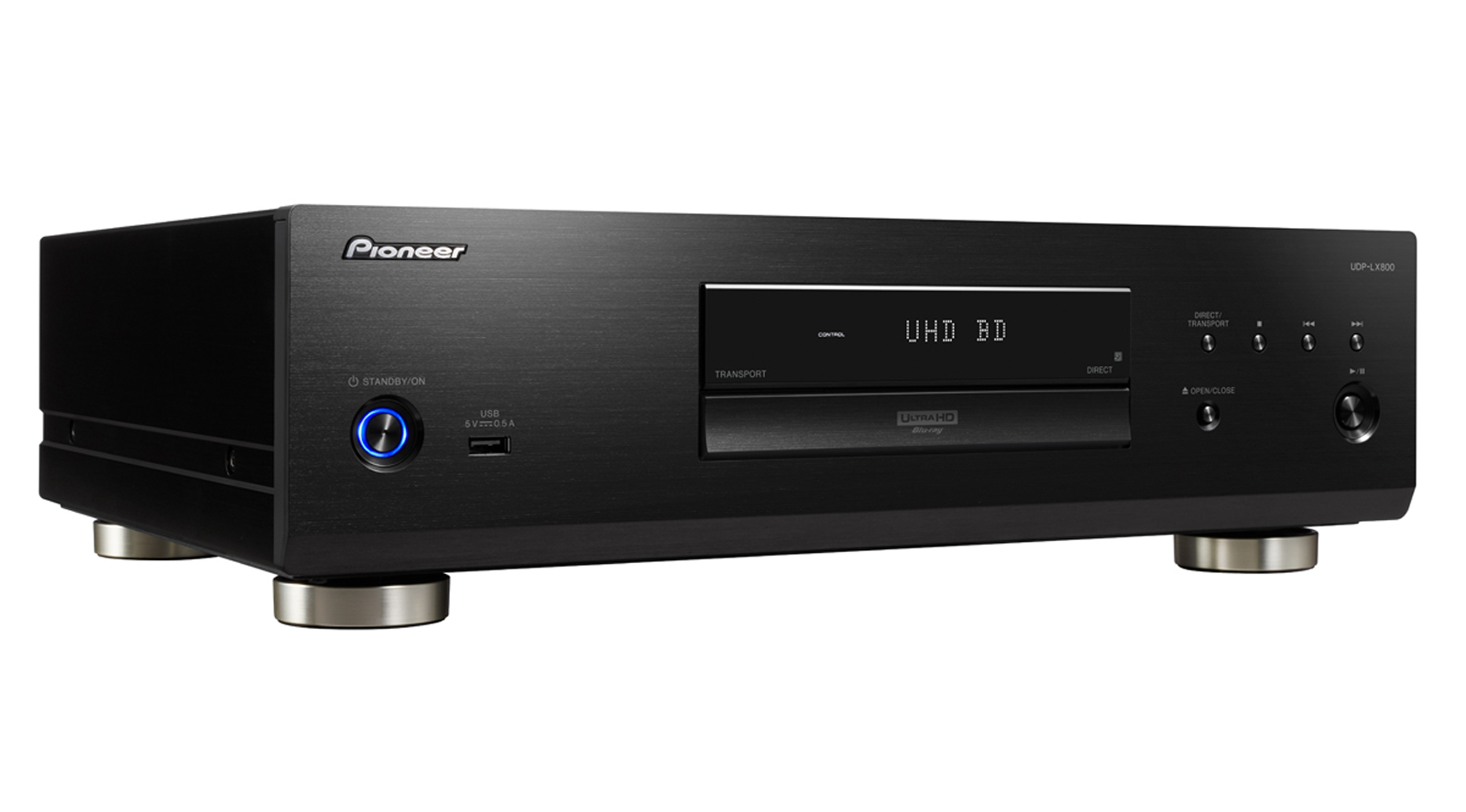 PIONEER UNIVERSAL DISC PLAYERS