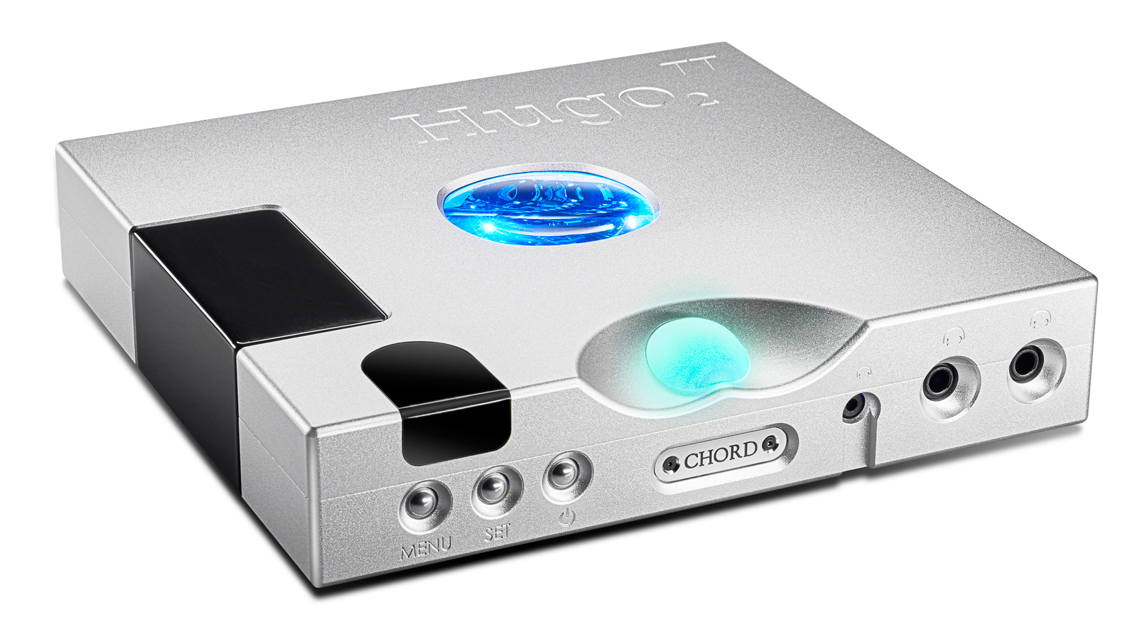 Hugo TT2 By Chord Electronics DAC, Headphone Amp, Pre