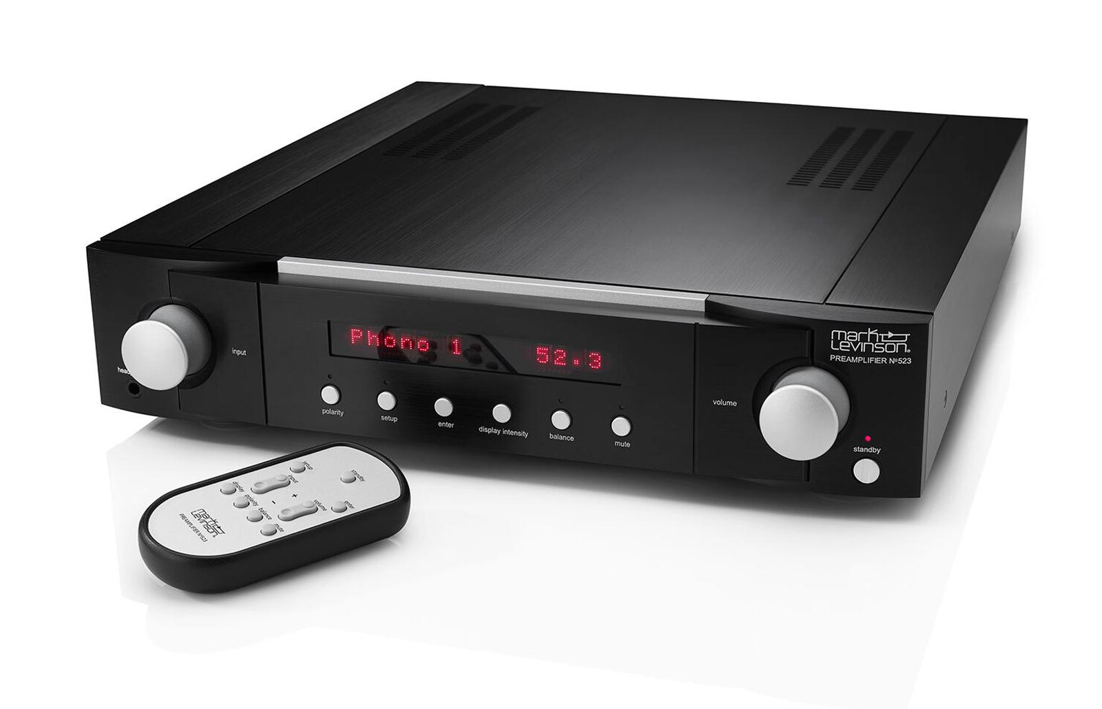 № 523 Pre-Amplifier By Mark Levinson | Audio Venue