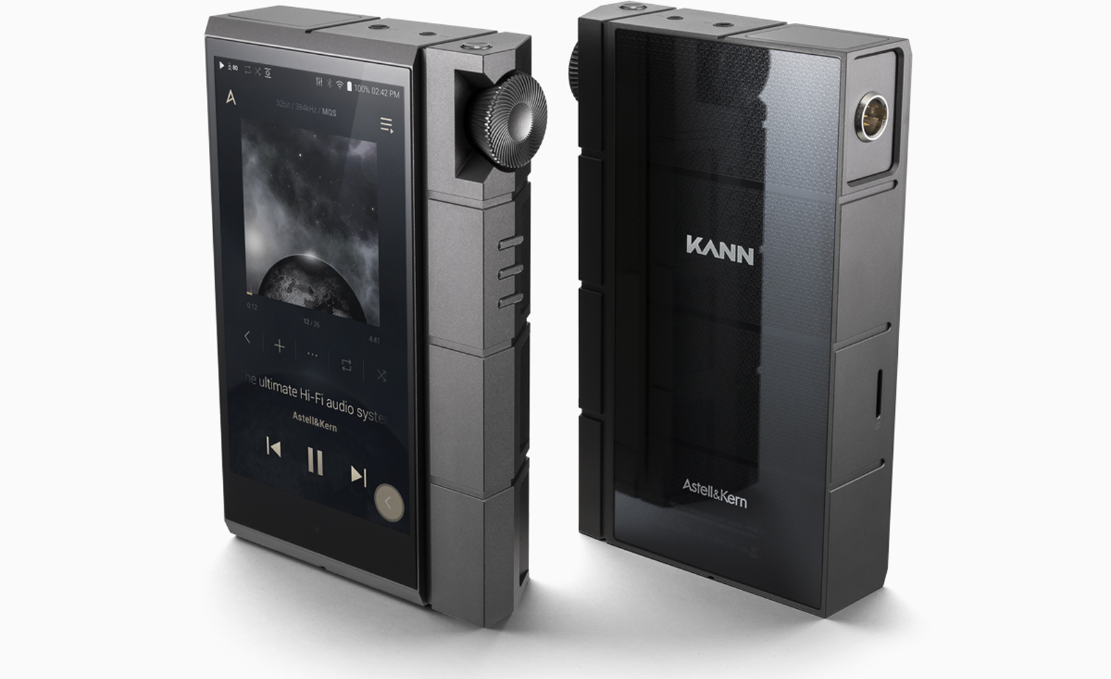 KANN CUBE Front and Rear