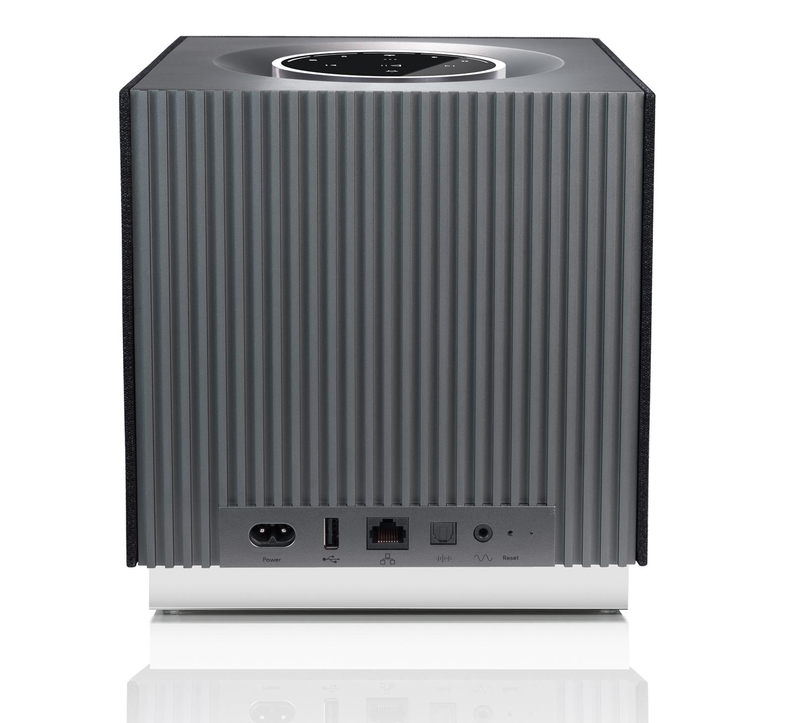 Mu-so Qb 2nd Generation Connection panel