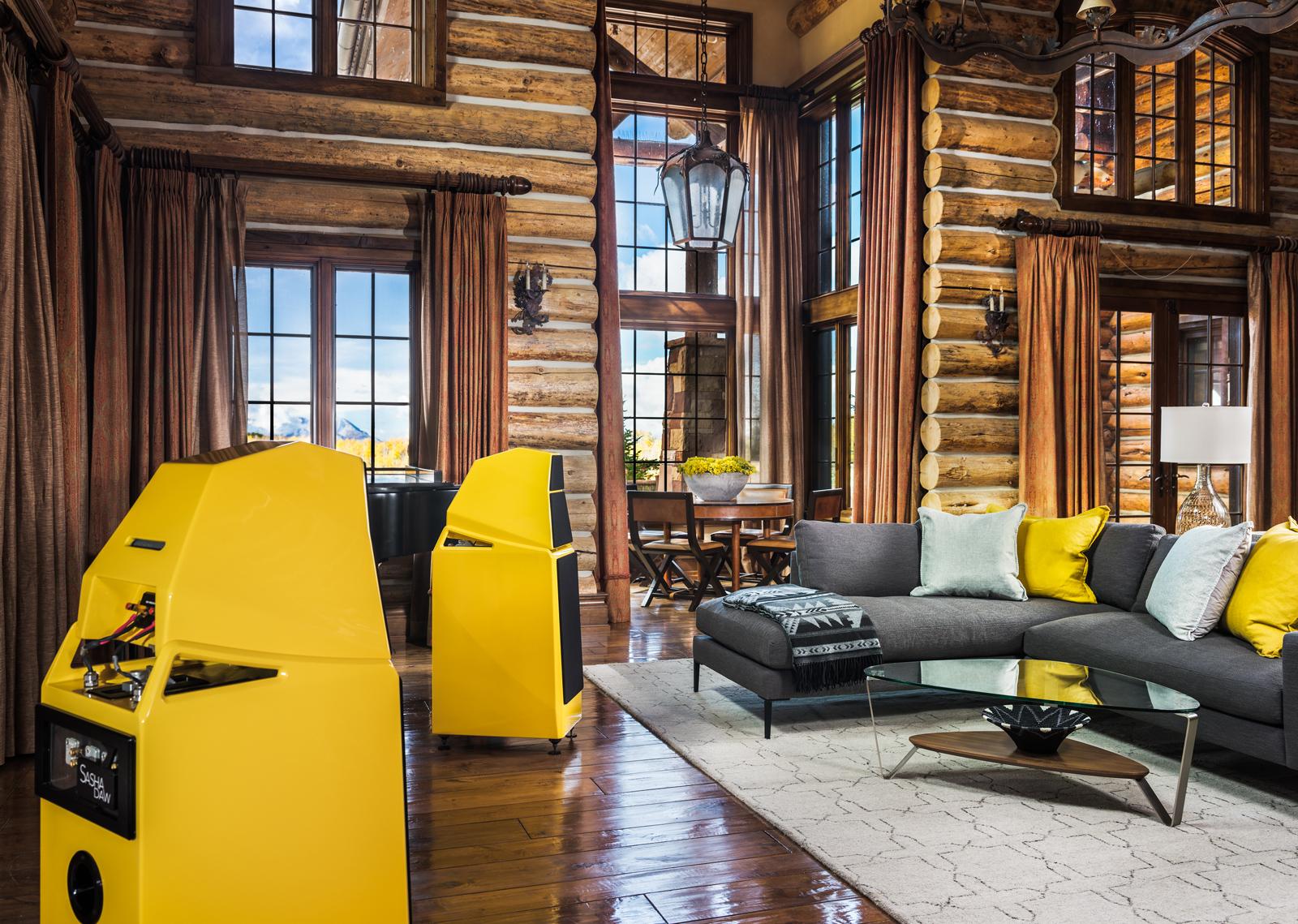 Sasha DAW Room