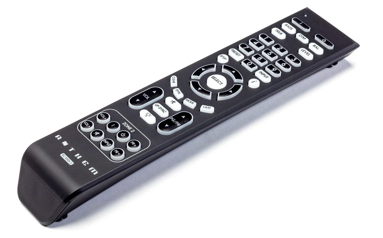 520 Remote