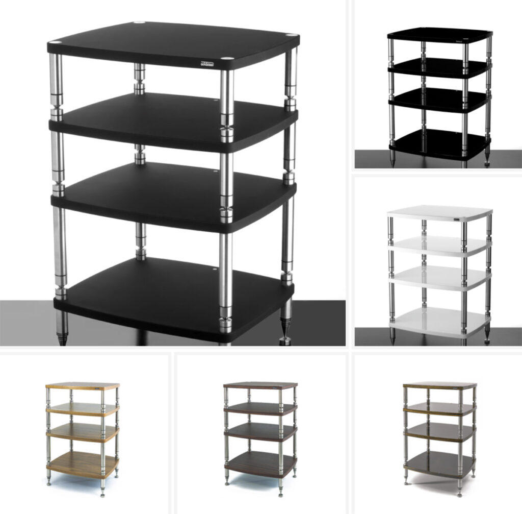 SolidSteel HiFi Racks & Stands