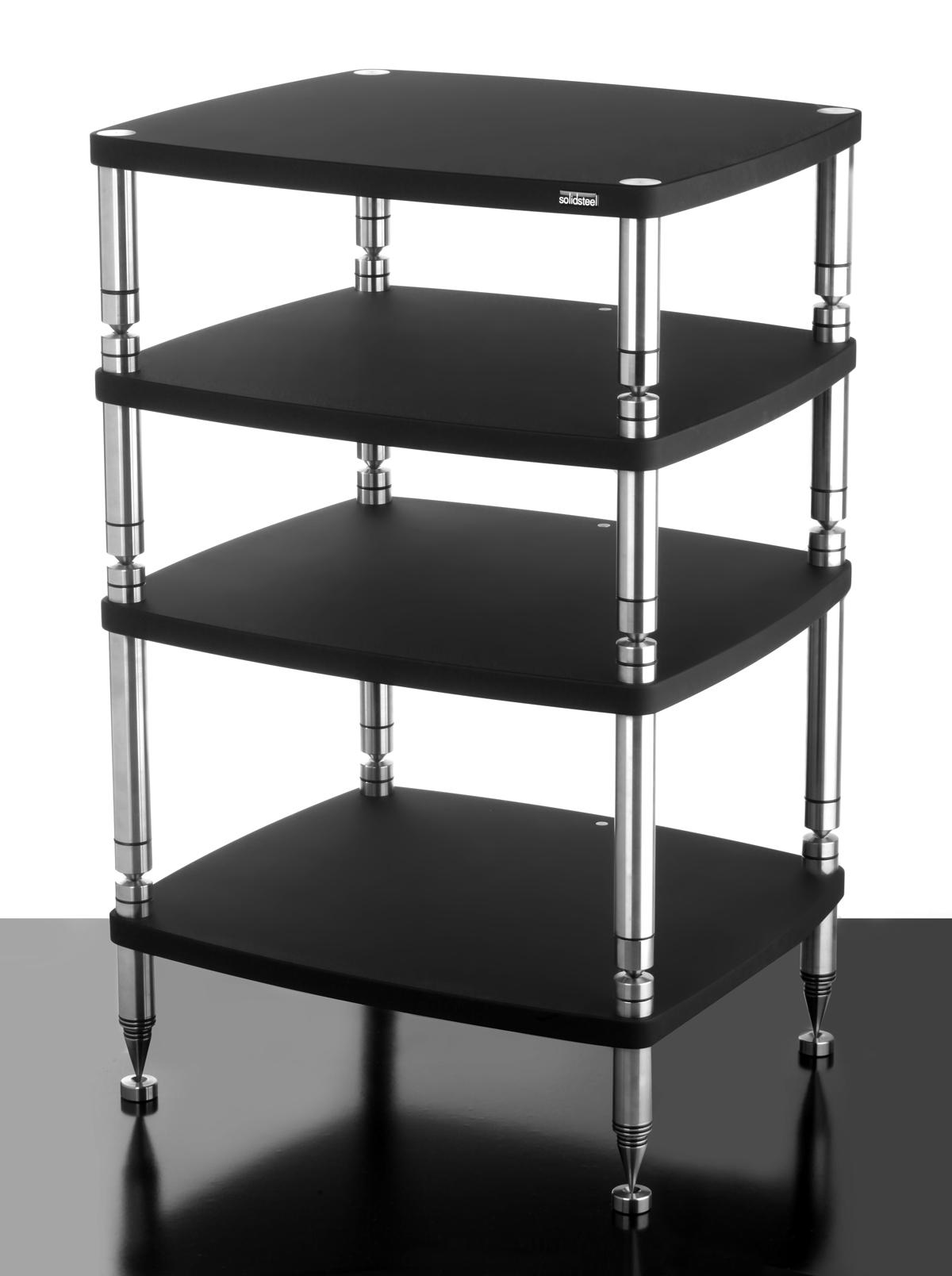 Solidsteel HF Series Black