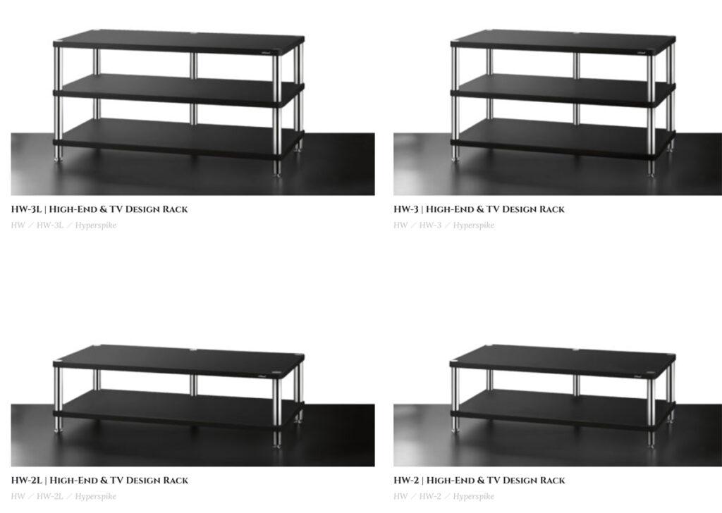 SolidSteel HiFi Racks & Stands
