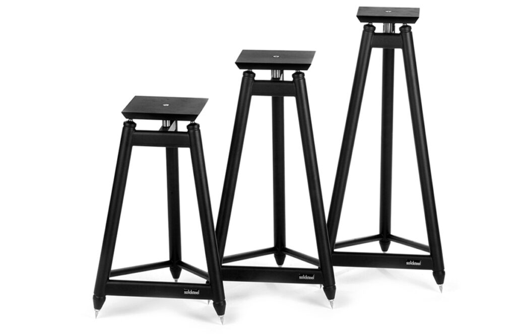 SolidSteel HiFi Racks & Stands speakers