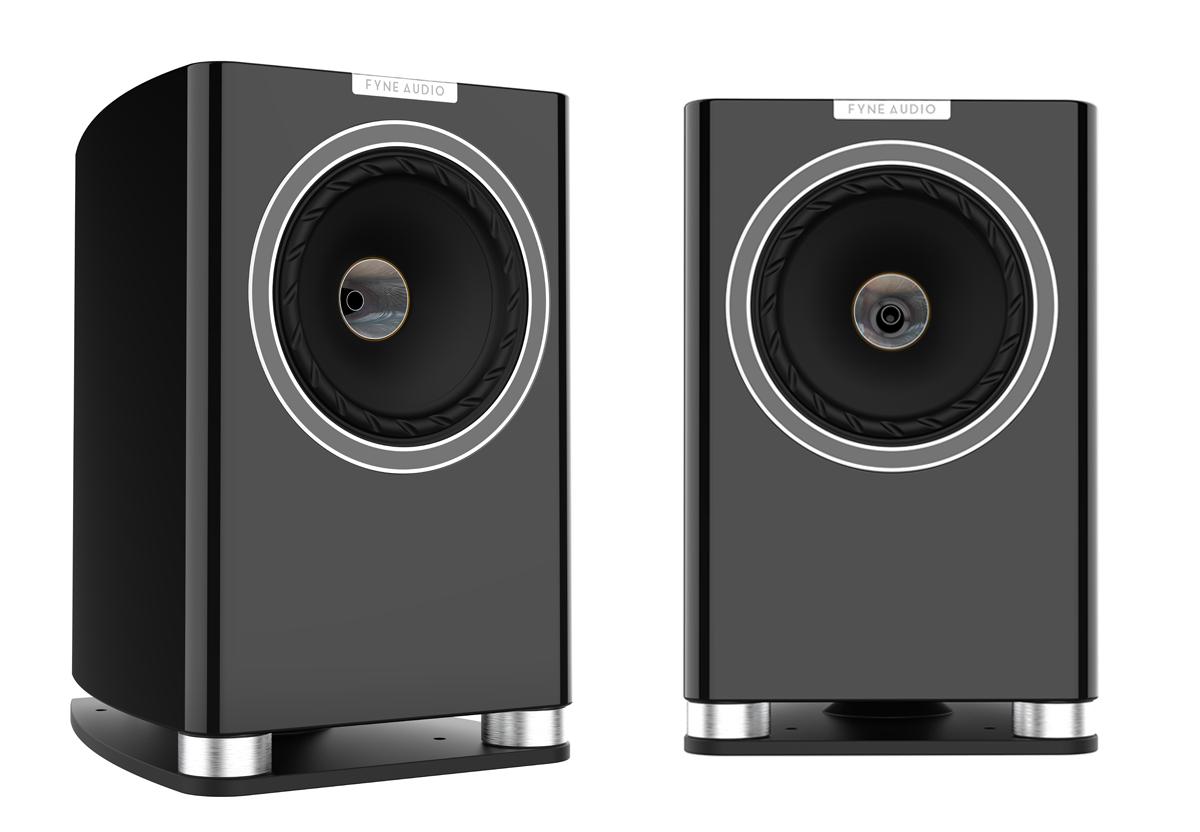 Fyne Audio F700 Gloss Black