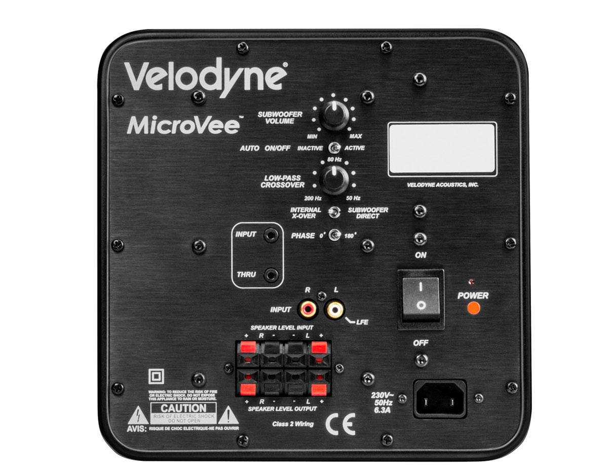 Specification Velodyne MicroVee MK2
