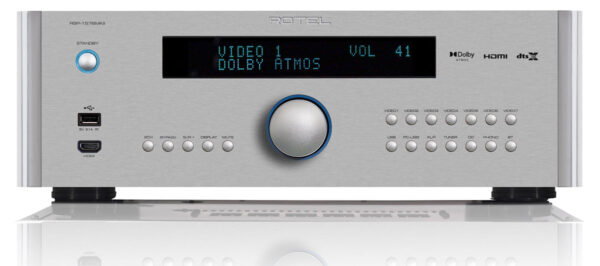 Rotel RSP-1576MKII Silver