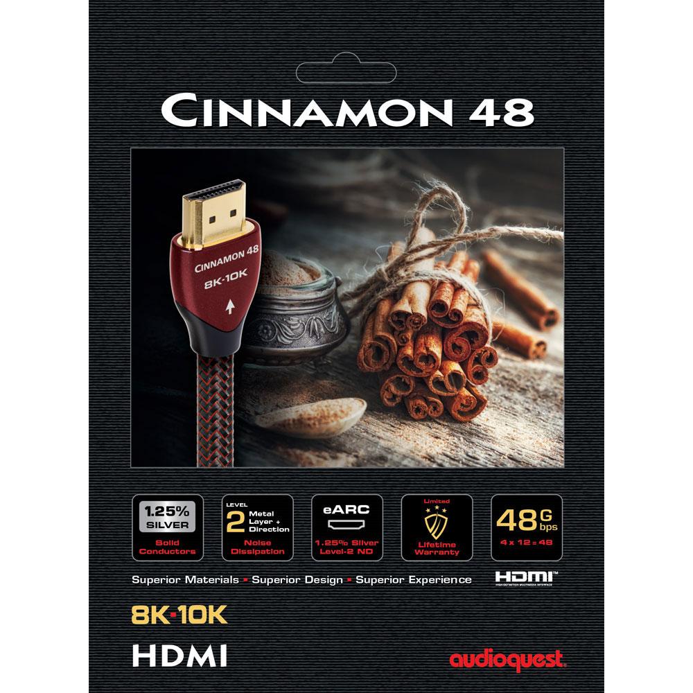 AudioQuest Cinnamon 48 HDMi Box