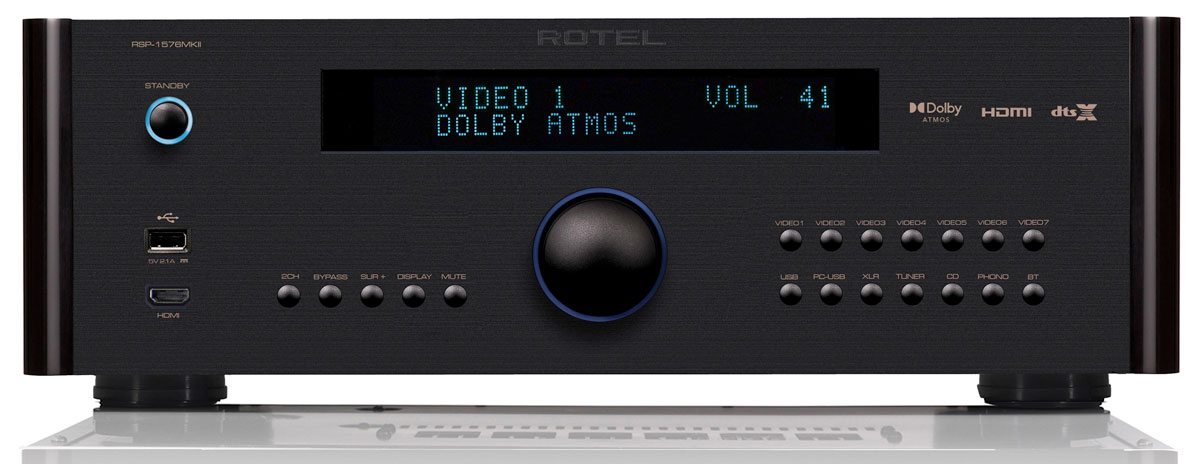 Rotel RSP-1576MKII