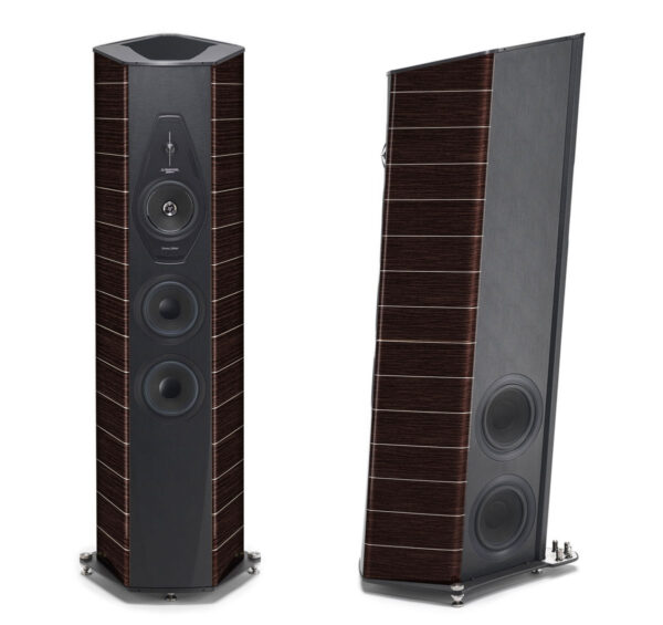 Specifications Sonus faber IL Cremonese Wenge