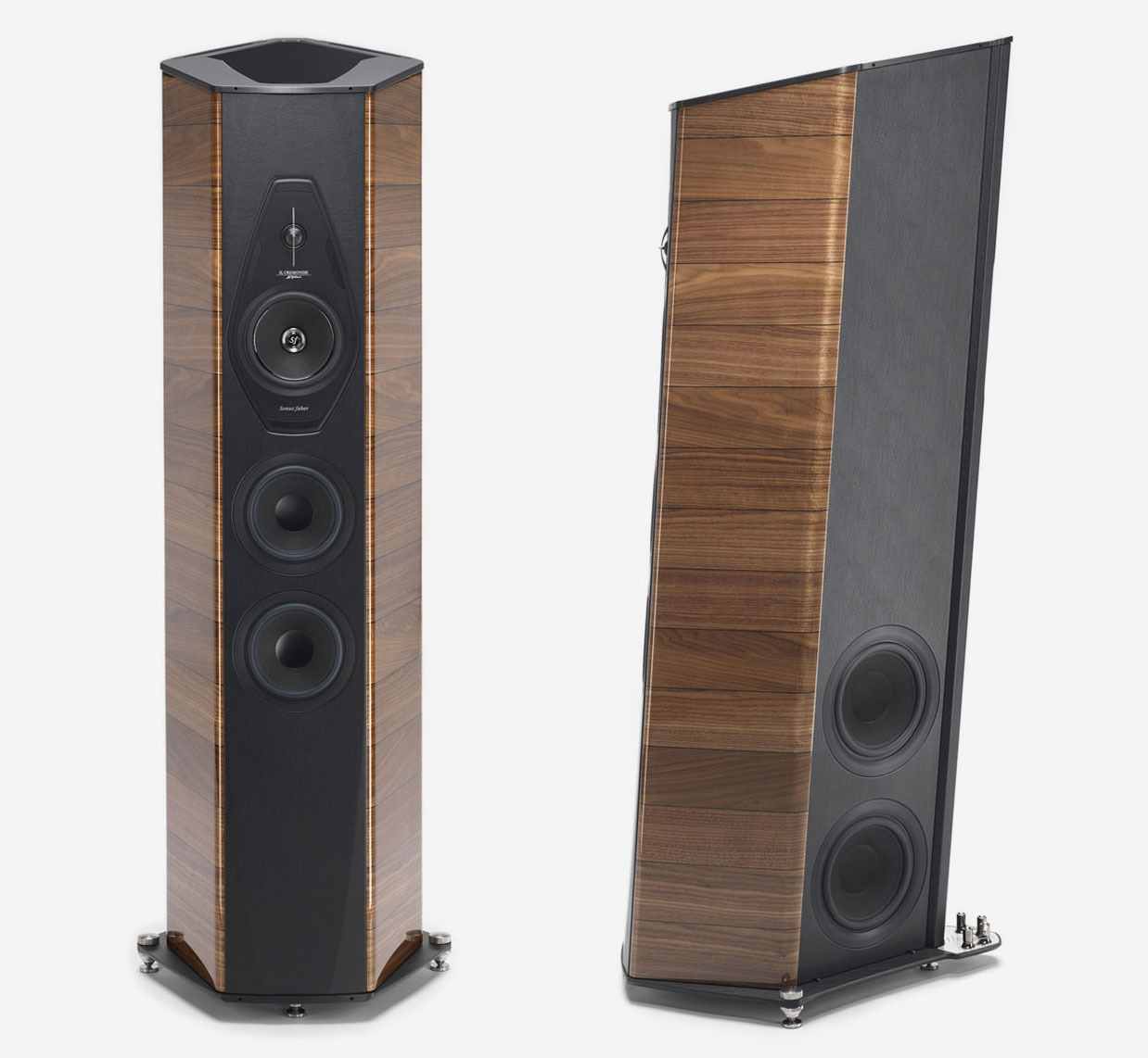 Specifications Sonus faber IL Cremonese walnut