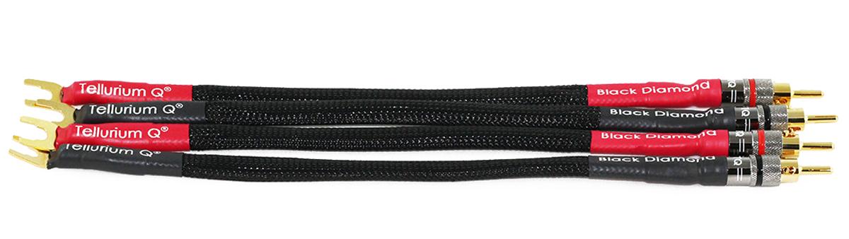 Telluriumq Black Diamond Links 30cm