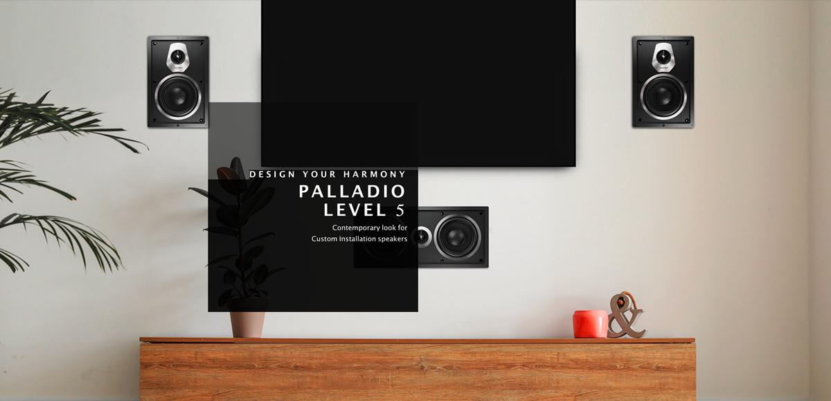 Sonus faber Palladio Level 5