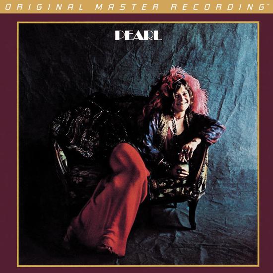 Janis Joplin Pearl SACD