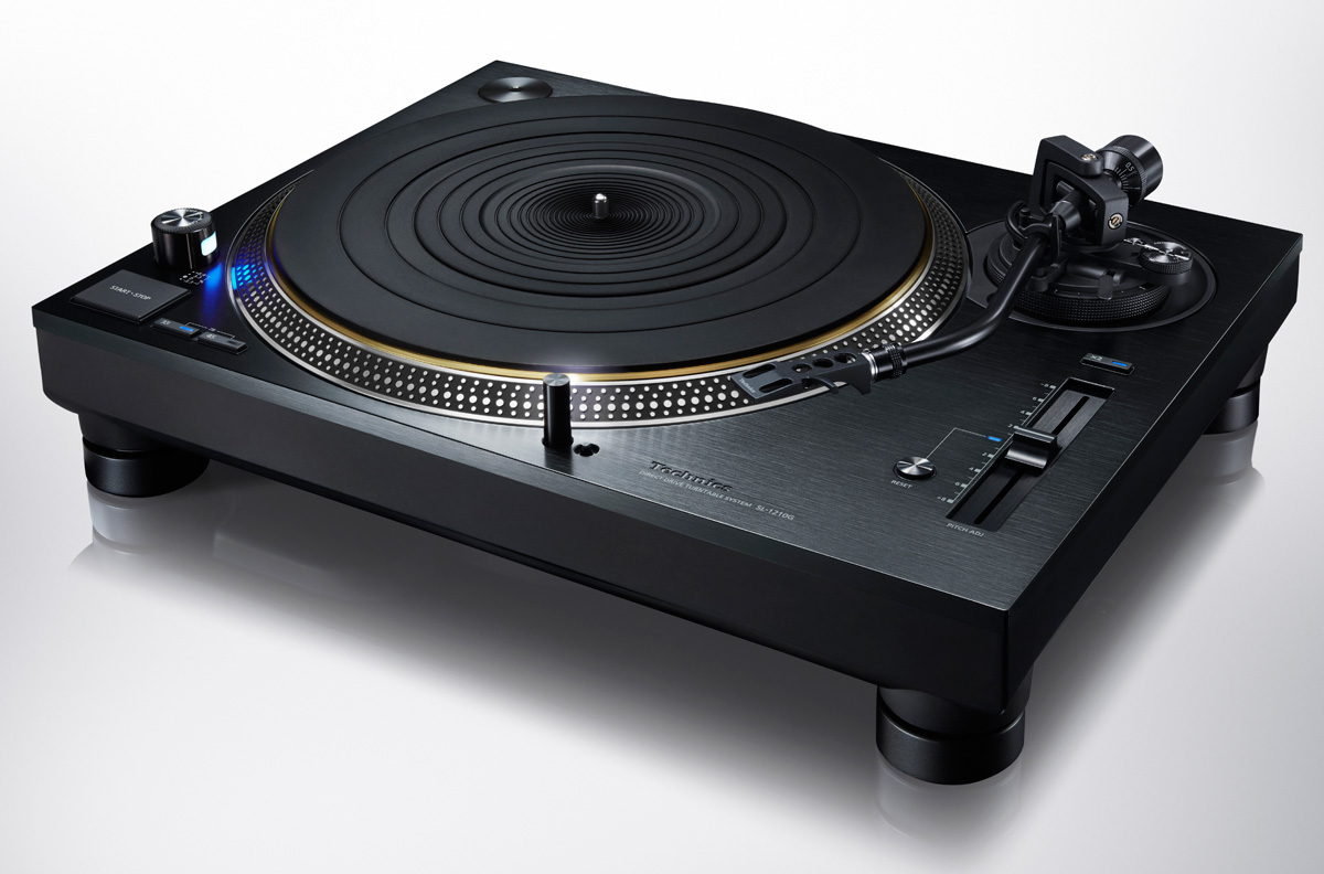 SL-1210G Direct Drive Turntable