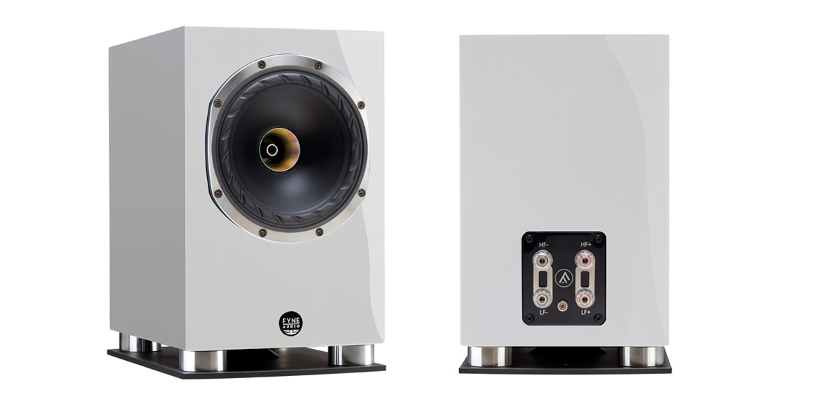 Fyne Audio F500 SP Specifications