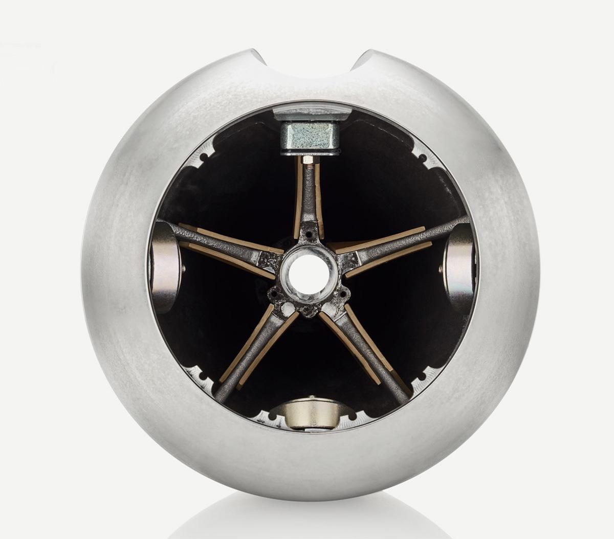Turbine Head