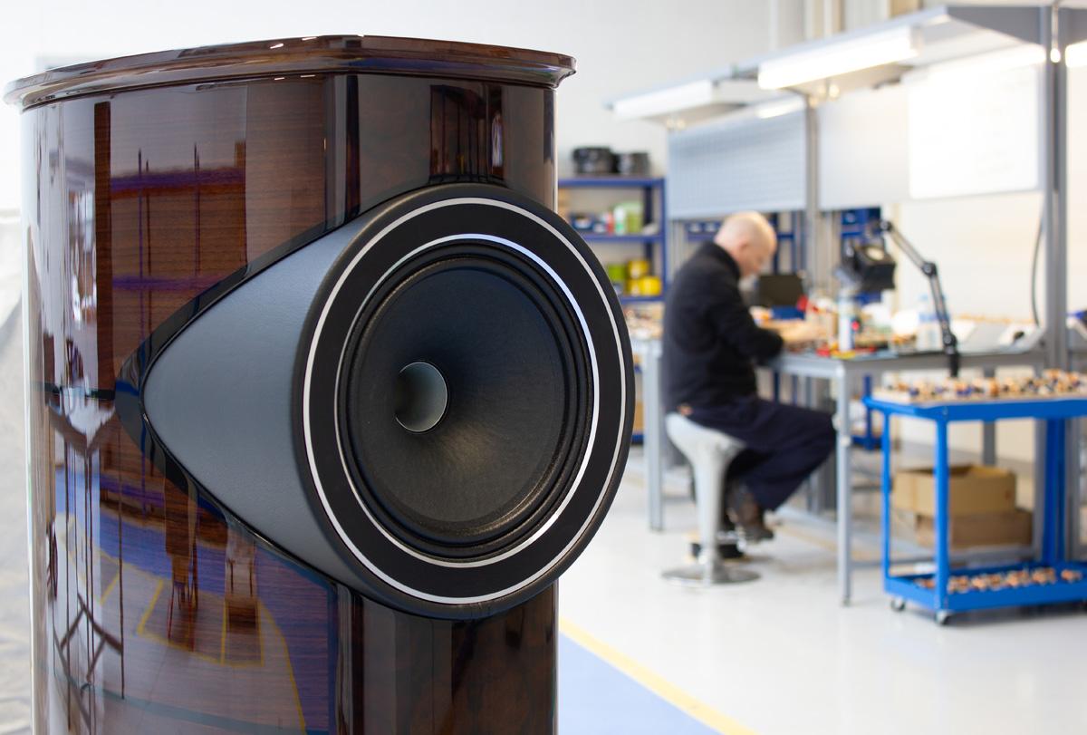 Fyne Audio F1-10 Production