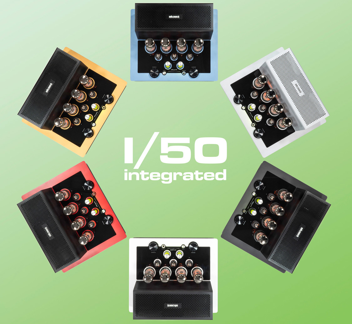 I/50 Integrated Amplifier