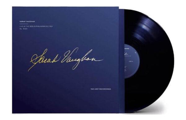 Sarah Vaughan - Live At The Berlin Philharmonie 1969