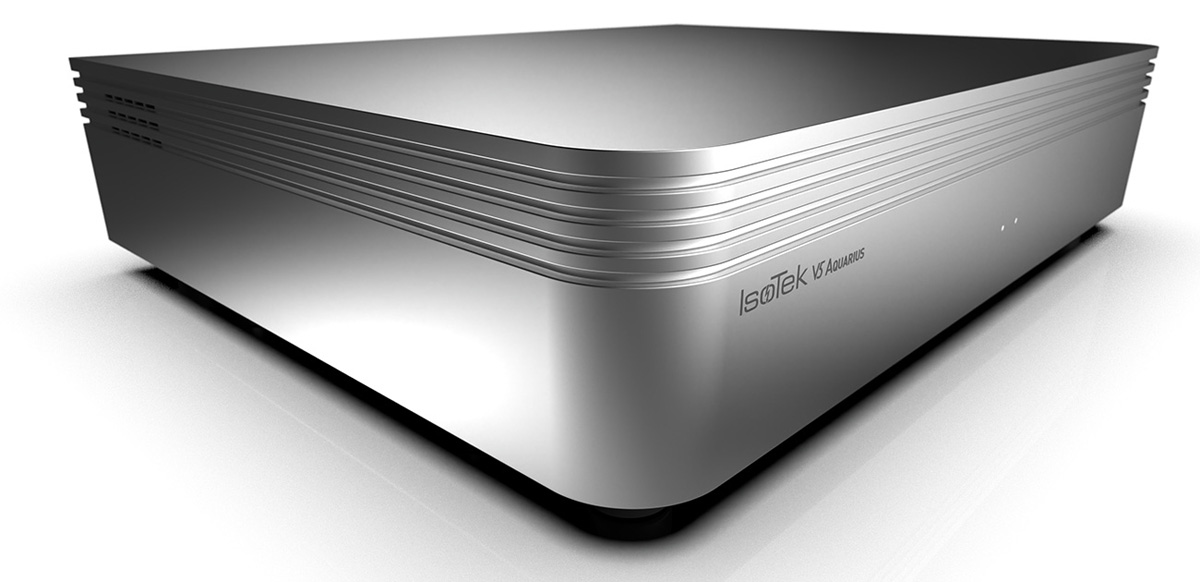 Isotek V5 Aquarius Silver